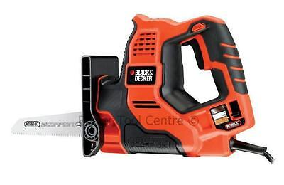 Factory Reconditioned Black & Decker RS890K Autoselect Scorpion Saw 500w 240v