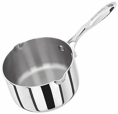Stellar James Martin Stainless Steel Lamina Milk Pouring Lips Pan 14cm - SR01
