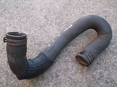 Vauxhall Astra G Mk4 1.8 16V Radiator Top Hose / Coolant Water Pipe
