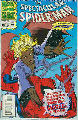 Peter Parker Spectacular Spiderman Annual # 13 (trading card) (USA, 1993)
