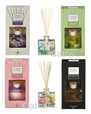 Yankee Candle Signature Reed Diffusers Choice of Fragrances New Packaging