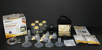 Medela Pump In Style Advanced Double Breastpump Starter Set + Extras 57081