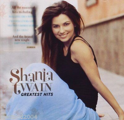 Shania Twain ~ Greatest Hits ~ Very Best Of Collection ~ NEW CD ALBUM