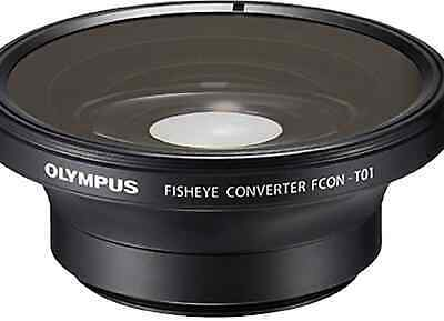 Olympus FCON-T01 Fisheye Converter Lens attaches to the TG-1, TG-2, TG
