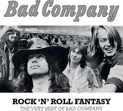 Bad Company - Rock N Roll Fantasy: The Very Best of Bad Company [New CD]