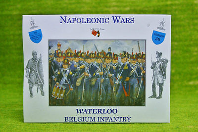 Belgium Infantry Waterloo 1/32 Scale Call To Arms 30