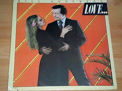 Bill Anderson - Love... & Other Said Stories - Lp Us Neu!!