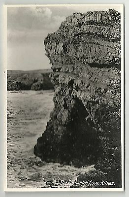 irish postcard ireland clare cathedral enchanted cave kilkee