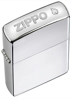 Zippo 24750 crown stamp chrome Lighter RARE & DISCONTINUED
