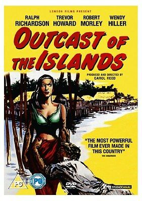 Outcast Of The Islands (1951) [NEW DVD]