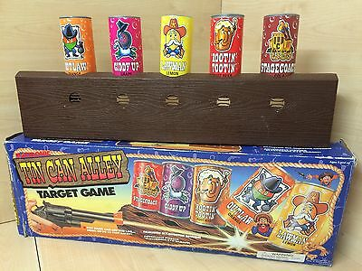 Tin Can Alley Target Game Spares