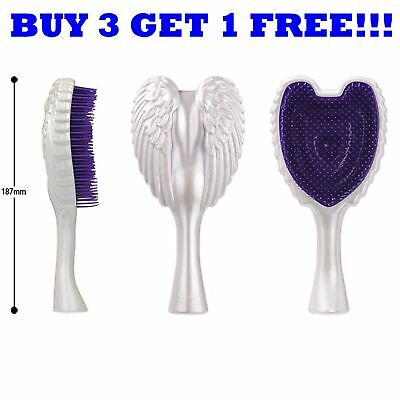 Tangle Angel Detangling De-Teaser Brush White