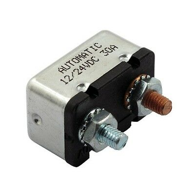 Standard Products 30Amp Circuit Breaker For Harley-Davidson