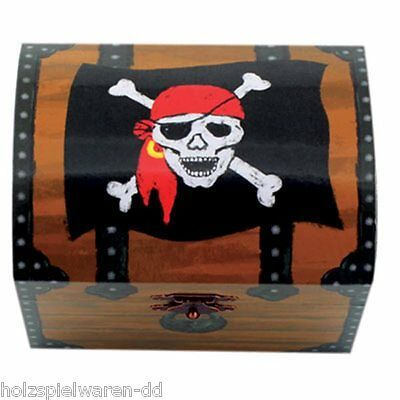 Music box 22180 Treasure chest Pirates Melody: Bruder Jakob new! #