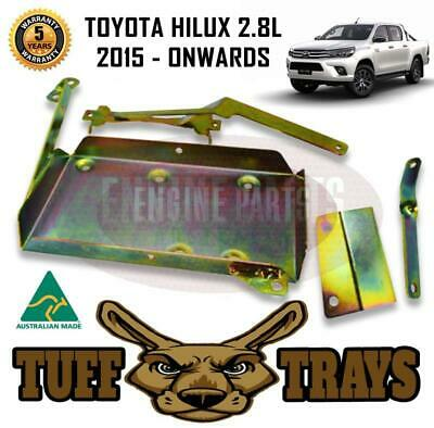 Grunt 4X4 Battery Tray for Hilux & Fortuner 2015 on 2.8D GUN123 126 136 156