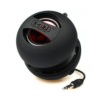 X-Mini Ii 2Nd Generation Capsule Portable Speaker With 3.5Mm Jack - Black/red