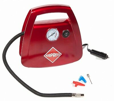 Airpress Kompressor 12V 10 Bar Typ 12V30 30 l/m Minikompressor Luftpumpe Pumpe