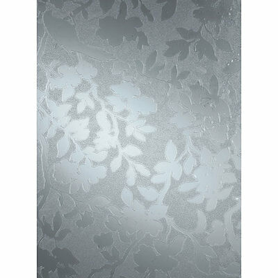 D-C-Fix Static Cling Glass Window Decorative Frosted Privacy Film - 45cm x 15m