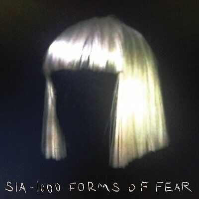 SIA ~ 1000 Forms of Fear ~ NEW CD Album ~ 2014 ~ Chandelier