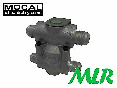 Mocal Ot/2F Remote Oil Cooler Thermostat -8Jic Fittings Mlr.bcs