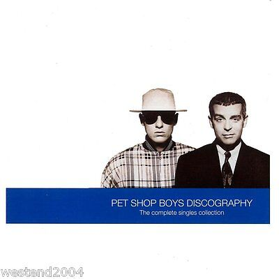 Pet Shop Boys ~ Discography ~ Greatest Hits ~ Very Best Of  ~ NEW CD (sealed)