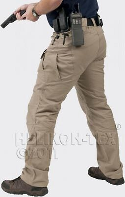 HELIKON TEX UTP URBAN TACTICAL OUTDOOR Ripstop PANTS Trousers Hose beige khaki