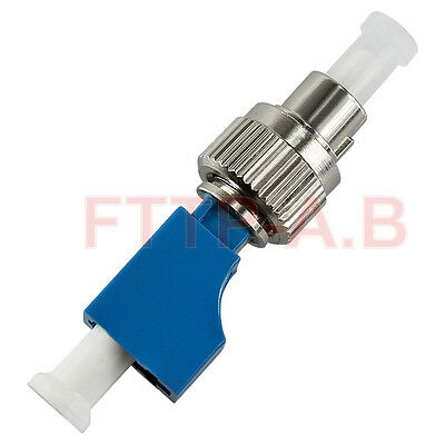 New LC Female to FC Male Fiber Optic Adapter Hybrid adapter LC-FC Connector
