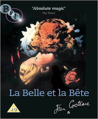 La Belle Et La Bete    Brand New Sealed Genuine  Uk Dvd