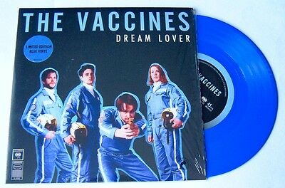 "The Vaccines - Dream Lover - NEW 7"" BLUE Vinyl Record Single 2015"