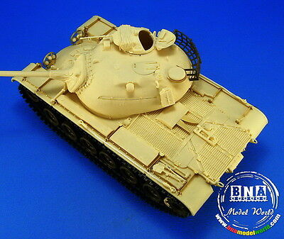 Legend Productions 1/35 M48A1 Patton Conversion Set for Tamiya M48A3 kit