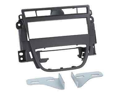 PANEL ONLY 1 DIN ISO FOR OPEL MERIVA B VAUXHALL TUBE STATION with brackets e
