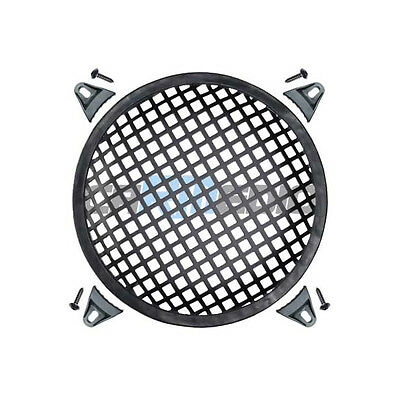 Speaker Subwoofer Protective grille Cover grille 9 13/16in Metal wide mesh