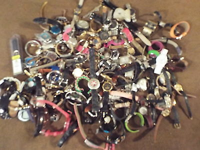 120+ pc Junk Watch Lot