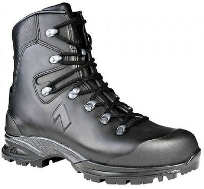 HAIX KSK ELITE German armed forces Insert Mountain Boots Shoe Leather 43