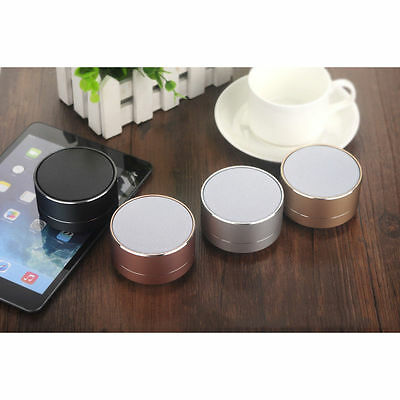 Bluetooth Wireless Speaker Mini Portable Super Bass For iPhone Samsung PC Tablet