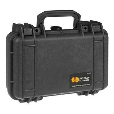 Pelican 1170 Hard Case with GoPro Custom Insert - Black