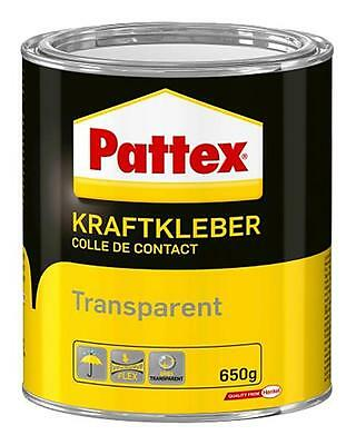 Pattex Kraftkleber transparent 650g