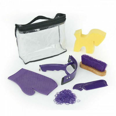 Shires Childrens Grooming Show Kit