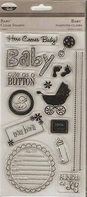 TPC STUDIO Clear Stamps ***93410 BABY***