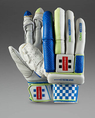2016 Gray-Nicolls Omega XRD 1000 Batting Gloves Sizes Mens Right & Left Hand