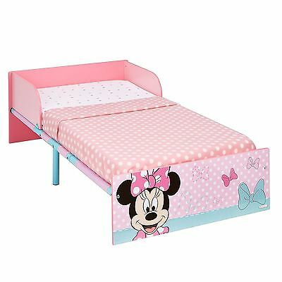 Worlds Apart Minnie Mouse Toddler Bed & Mattress Options Available New Free P+P