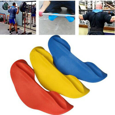 Barbell Support Pad Squat Shoulder Neck Protector Weightlifting Fitness Gym Tool