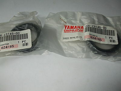 YAMAHA FORK OIL Seals Xs250 Xs360 Xs400 Seal Front Fork Original New
