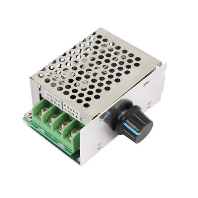 10V-60V 20A Adjustable DC Motor Speed PWM Controller Control Switch