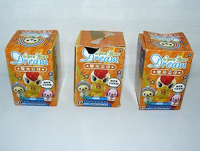 Lot Set Of 3 Open Your Dreams Chinese 7-11 Purchase