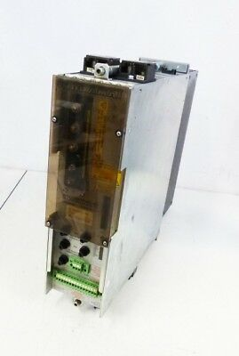 INDRAMAT KDV 2.2-100-220/300-220 233480 A.C.Servo Power Supply -used-