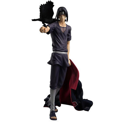 Japanese Anime Naruto Shippuden Uchiha Itachi Standing Model Action Figure