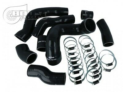 BOOST products Silikonschlauch-Kit Silikon Schäuche  Audi A6 3.0 TDI ohne S-Line