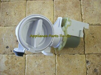 No-USA-Import-Charges - Whirlpool Washer, Drain Pump Assembly W10130913 8540024