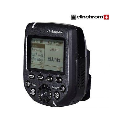 Elinchrom Skyport Plus HS for Canon H19366 Command Remote